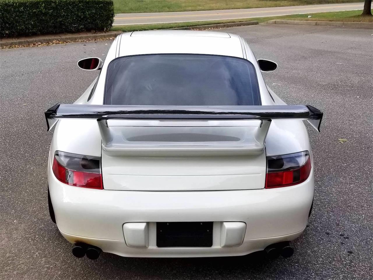 2001 Porsche 911 Carrera (CC-1260978) for sale in Oakwood, Georgia