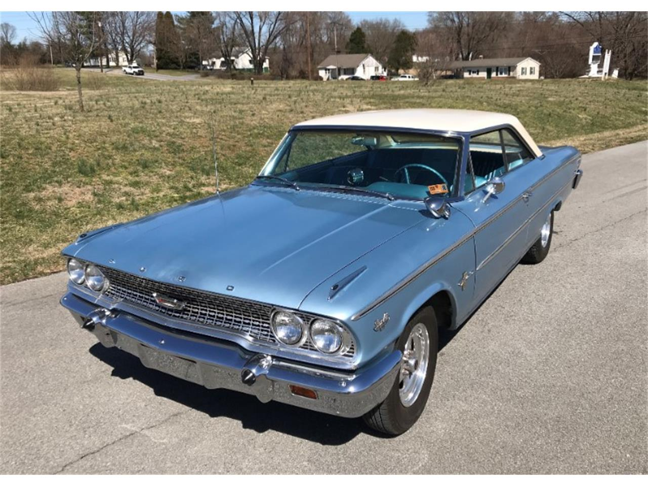 1963 Ford Galaxie 500 (CC-1269788) for sale in Harpers Ferry, West Virginia