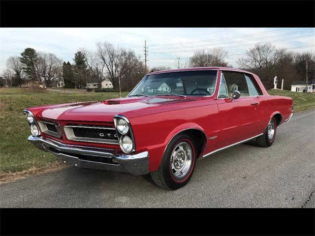 1965 Pontiac GTO (CC-1269790) for sale in Harpers Ferry, West Virginia