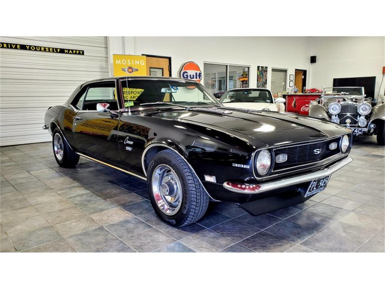 1968 Chevrolet Camaro (CC-1269797) for sale in Austin, Texas