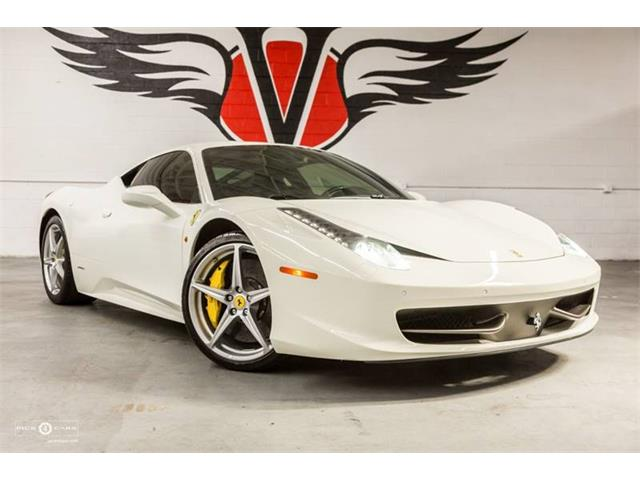 2013 Ferrari 458 (CC-1269801) for sale in San Diego, California