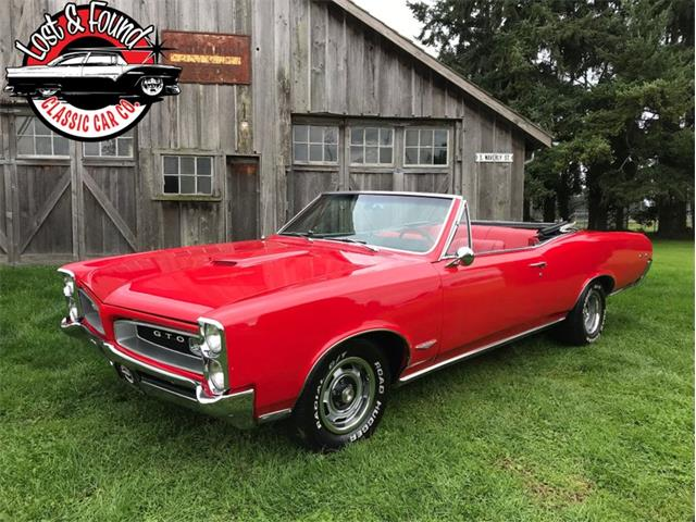 1966 Pontiac LeMans (CC-1269802) for sale in Mount Vernon, Washington