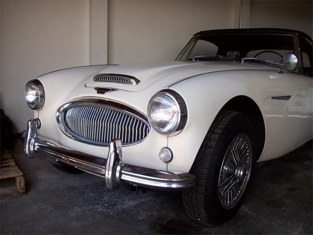 1963 Austin-Healey 3000 Mark II (CC-1269819) for sale in medina, Ohio