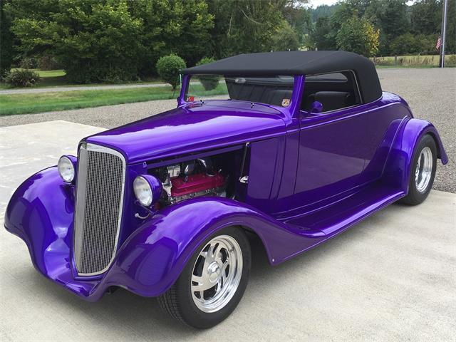 1934 Chevrolet Antique (CC-1269844) for sale in Orange, California
