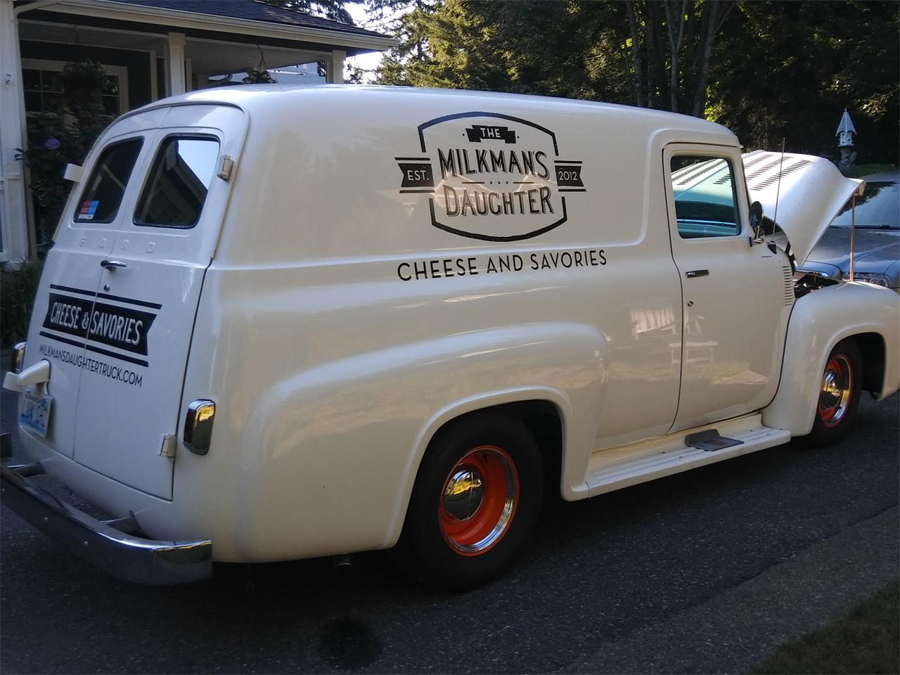 1956 Ford F100 (CC-1269848) for sale in Carnation , Washington