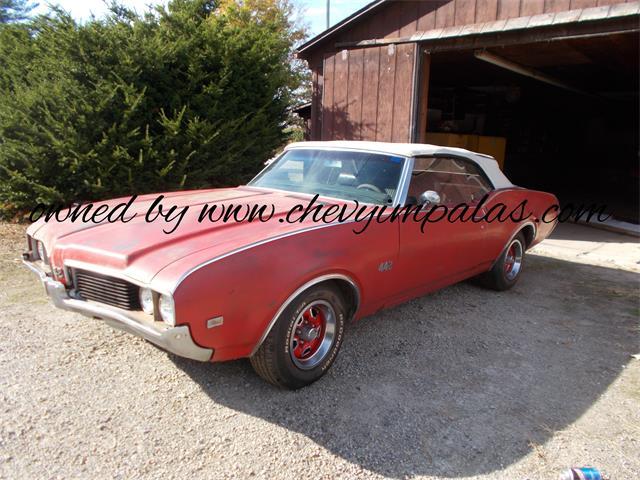 1969 Oldsmobile Cutlass (CC-1269851) for sale in Creston, Ohio