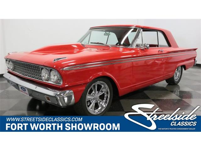 1963 Ford Fairlane (CC-1269852) for sale in Ft Worth, Texas