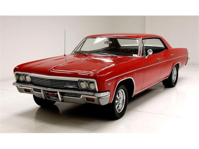 1966 Chevrolet Impala (CC-1269853) for sale in Morgantown, Pennsylvania