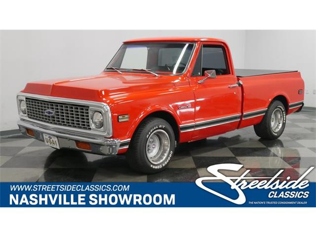 1972 Chevrolet C10 (CC-1269868) for sale in Lavergne, Tennessee