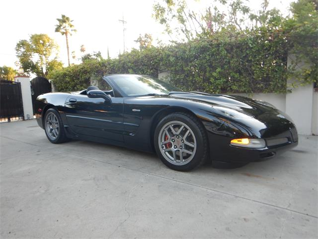 2003 Chevrolet Corvette Z06 (CC-1260987) for sale in woodland hills, California
