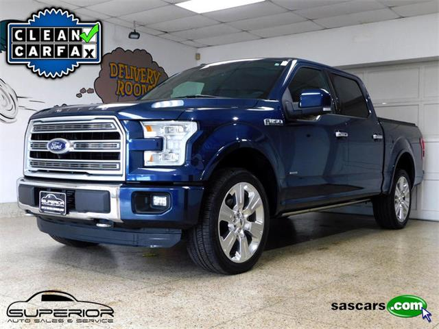 2016 Ford F150 (CC-1269877) for sale in Hamburg, New York
