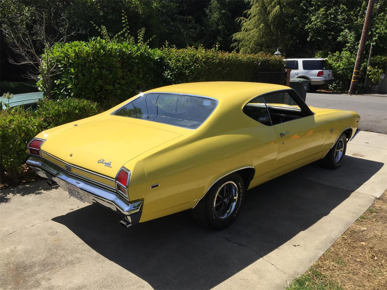 1969 Chevrolet Chevelle SS (CC-1260988) for sale in Redwood City, California