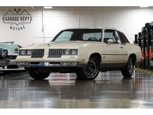 1984 Oldsmobile Cutlass Supreme (CC-1269886) for sale in Grand Rapids, Michigan