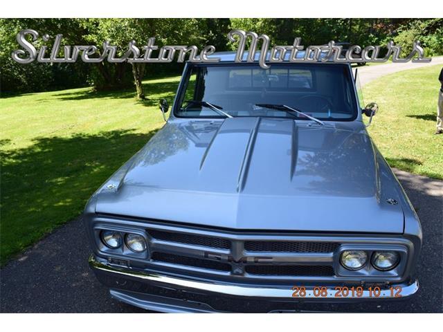 1967 GMC 1/2 Ton Pickup (CC-1269887) for sale in North Andover, Massachusetts