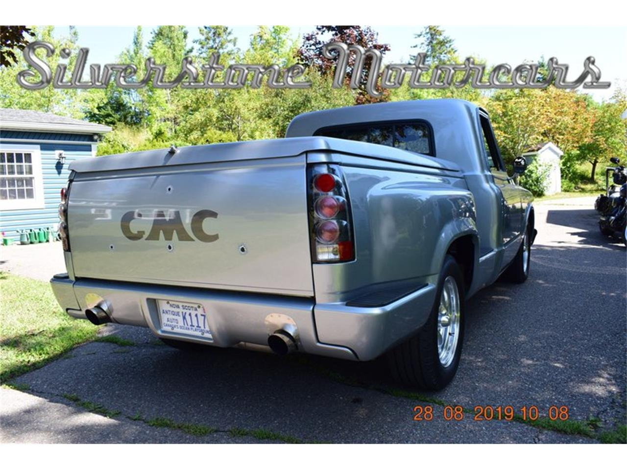 1967 GMC 1/2 Ton Pickup (CC-1269887) for sale in North Andover, Massachusetts