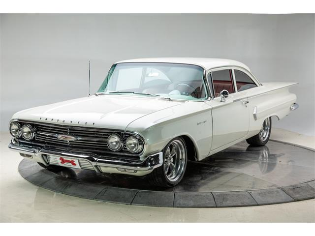 1960 Chevrolet Biscayne (CC-1269889) for sale in Cedar Rapids, Iowa