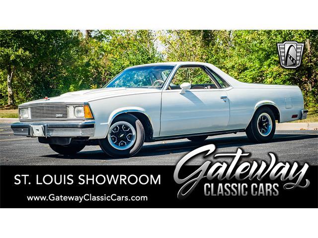 1981 GMC Caballero (CC-1269891) for sale in O'Fallon, Illinois