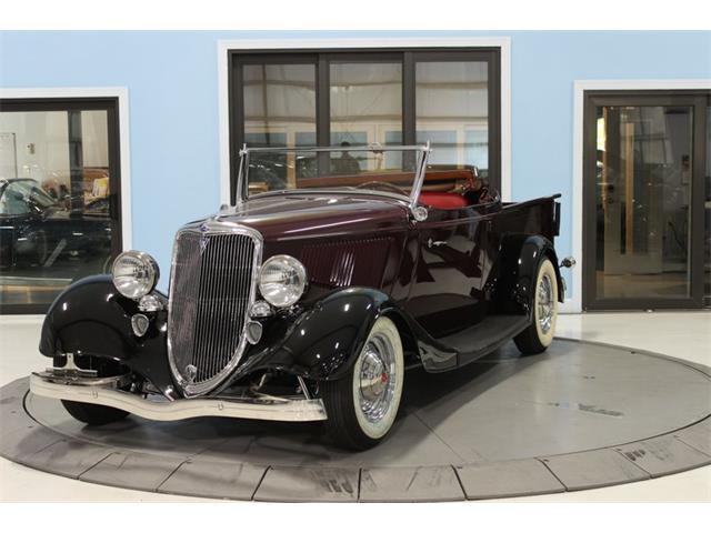 1934 Ford Pickup (CC-1269895) for sale in Palmetto, Florida