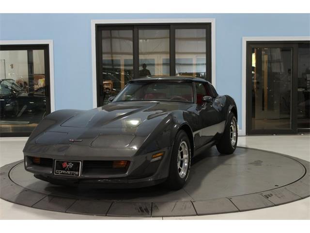 1981 Chevrolet Corvette (CC-1269898) for sale in Palmetto, Florida