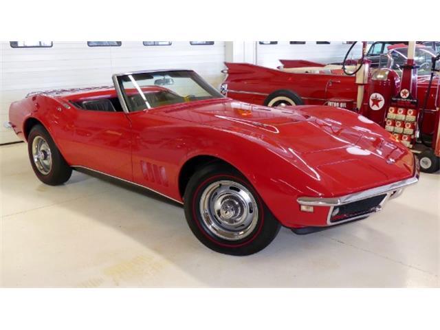 1968 Chevrolet Corvette (CC-1269911) for sale in Columbus, Ohio