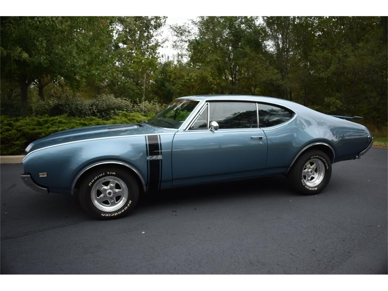 1968 Oldsmobile 442 (CC-1269922) for sale in Elkhart, Indiana