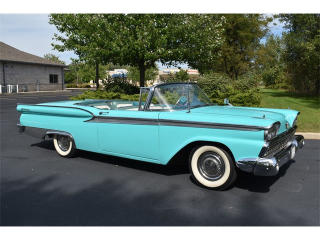 1959 Ford Skyliner (CC-1269923) for sale in Elkhart, Indiana