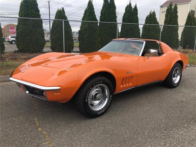 1969 Chevrolet Corvette (CC-1269926) for sale in Milford City, Connecticut
