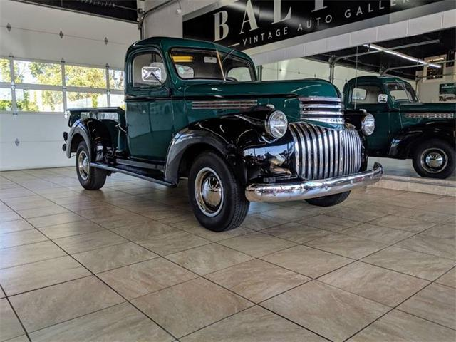 1940 Chevrolet Pickup (CC-1269929) for sale in St. Charles, Illinois