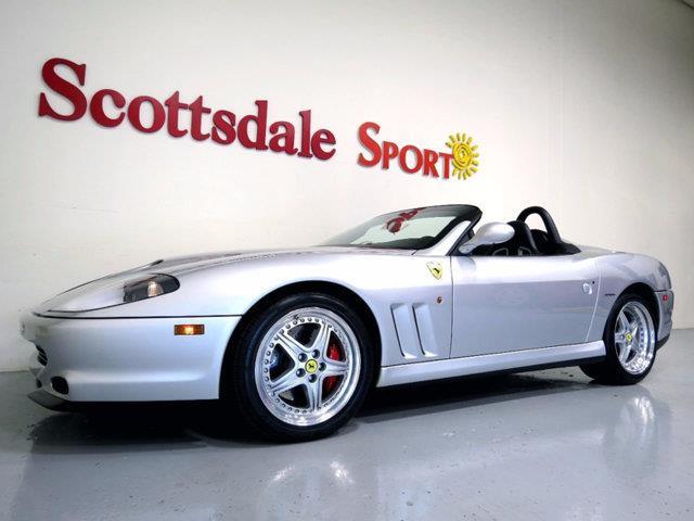 2001 Ferrari 550 Barchetta (CC-1269939) for sale in Scottsdale, Arizona