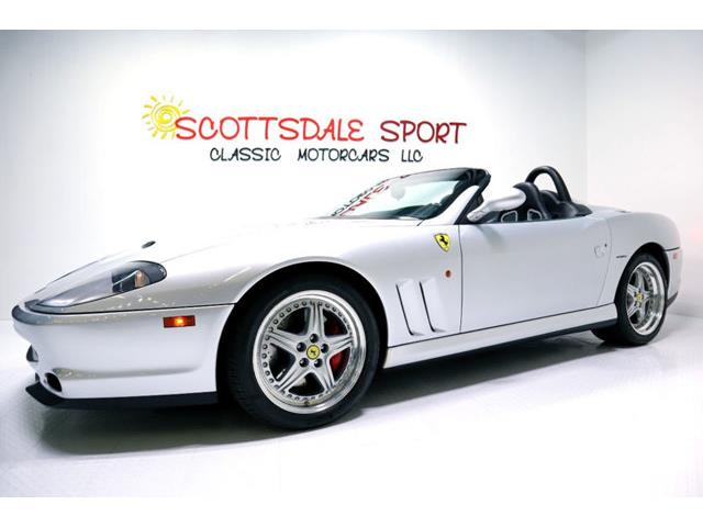 2001 Ferrari 550 Barchetta (CC-1269939) for sale in Scottsdale, Arizona