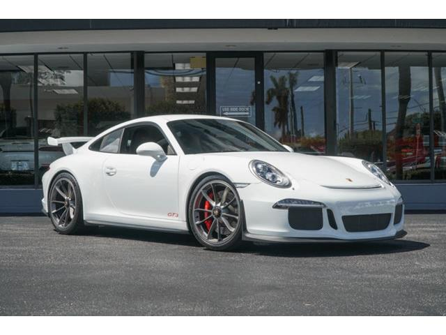 2015 Porsche 911 (CC-1269941) for sale in Miami, Florida