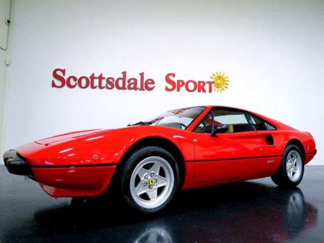 1977 Ferrari 308 GTB (CC-1269945) for sale in Scottsdale, Arizona