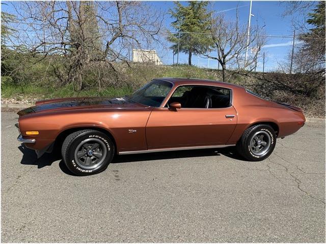 1971 Chevrolet Camaro (CC-1269972) for sale in Roseville, California