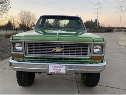 1974 Chevrolet K-10 (CC-1269977) for sale in Roseville, California
