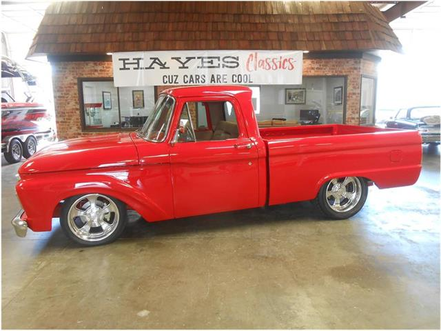 1966 Ford F100 (CC-1269982) for sale in Roseville, California