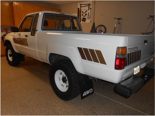1984 Toyota Pickup (CC-1269985) for sale in Roseville, California