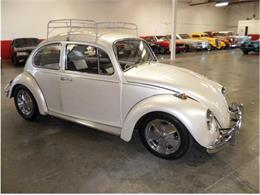 1967 Volkswagen Beetle (CC-1269986) for sale in Roseville, California