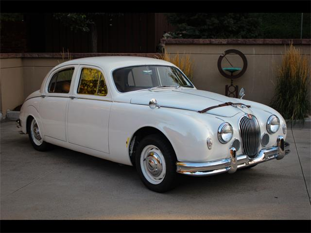1958 Jaguar Mark I (CC-1269990) for sale in Greeley, Colorado