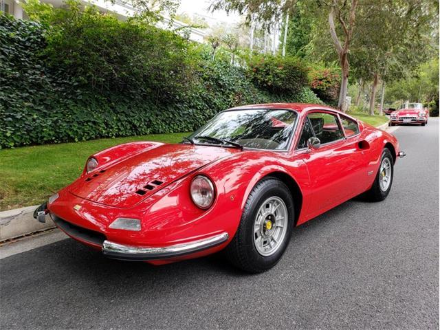 1971 Ferrari 246 GT (CC-1269996) for sale in Los Angeles, California