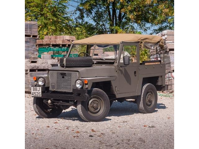 1978 Land Rover Lightweight (CC-1271022) for sale in St. Louis, Missouri