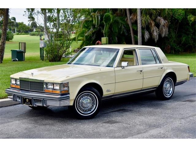 1979 Cadillac Seville (CC-1270103) for sale in Delray Beach, Florida
