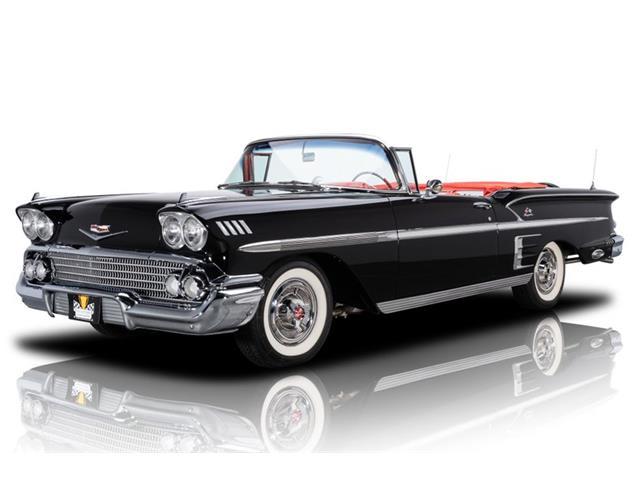 1958 Chevrolet Impala (CC-1271031) for sale in Charlotte, North Carolina