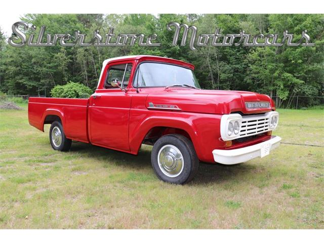 1959 Mercury Pickup (CC-1271059) for sale in North Andover, Massachusetts