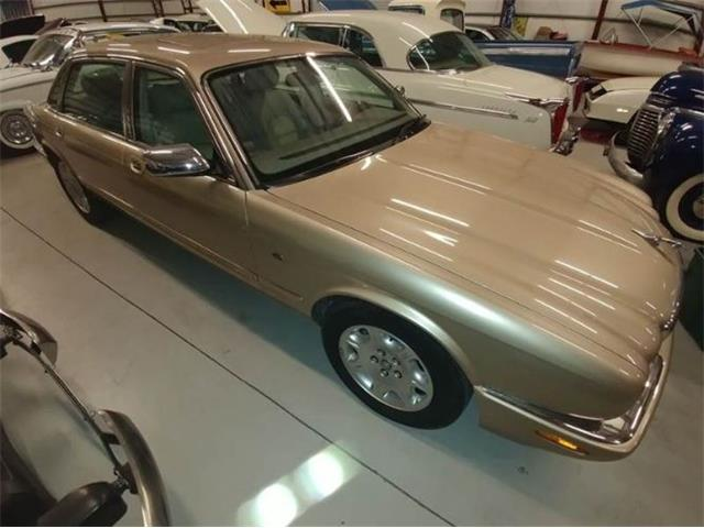2001 Jaguar XJ6 (CC-1271067) for sale in Cadillac, Michigan