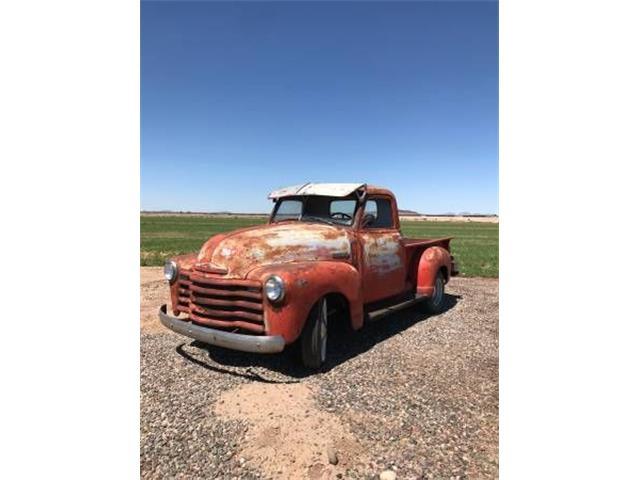 1950 Chevrolet 3100 (CC-1271132) for sale in Cadillac, Michigan