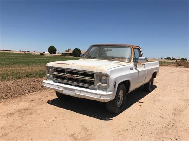 1976 GMC Pickup (CC-1271134) for sale in Cadillac, Michigan