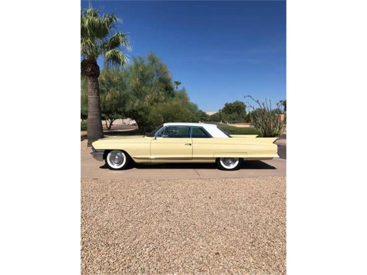 1962 Cadillac Coupe DeVille (CC-1271136) for sale in Cadillac, Michigan
