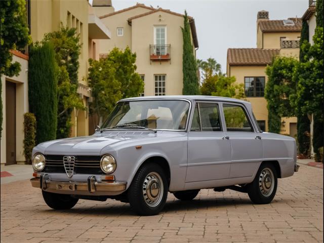 1969 Alfa Romeo Giulietta Spider (CC-1271141) for sale in Marina Del Rey, California