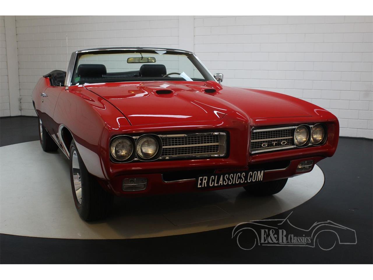 1969 Pontiac GTO (CC-1271154) for sale in Waalwijk, Noord-Brabant