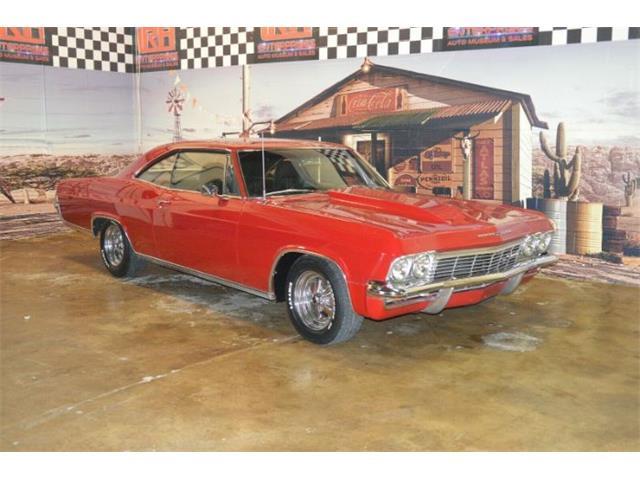 1965 Chevrolet Impala (CC-1271158) for sale in Cadillac, Michigan